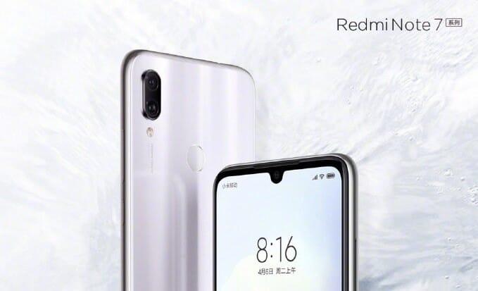 Redmi Note 7: presentata una nuova colorazione bianca