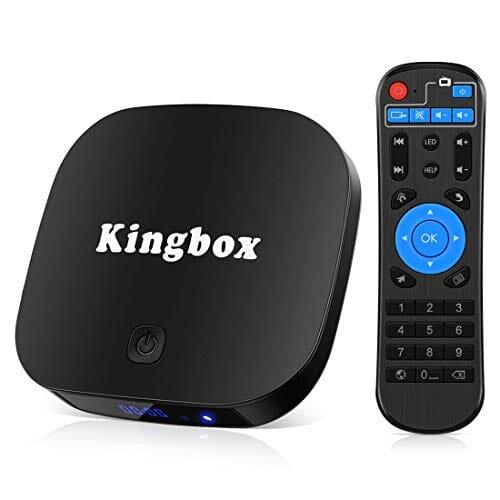 KINGBOX Tv Box Android 7.1 2/8GB da 42€ a 25,19€ con coupon