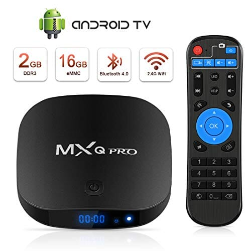 SUPERPOW Tv Box Android 2/16GB 4K a 29,99€ con coupon
