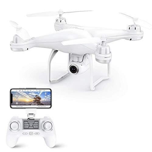 POTENSIC Drone GPS con Telecamera a 99,99€ con codice sconto