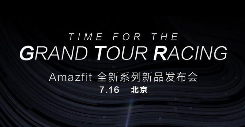 (Xiaomi) Huami Amazfit GTR: il nuovo smartwatch sarà presentato il 16 Luglio