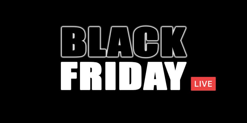Black Friday Offerte e coupon Live! Banggood, Gearbest e Amazon