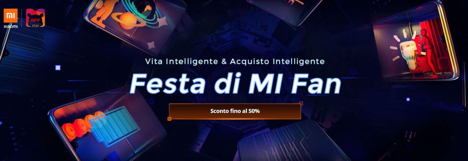 Mi Fan Festival 2020: Xiaomi Mi 10 a 659€, Redmi Note 8 64GB a 129€ e Mi 9T a 209€