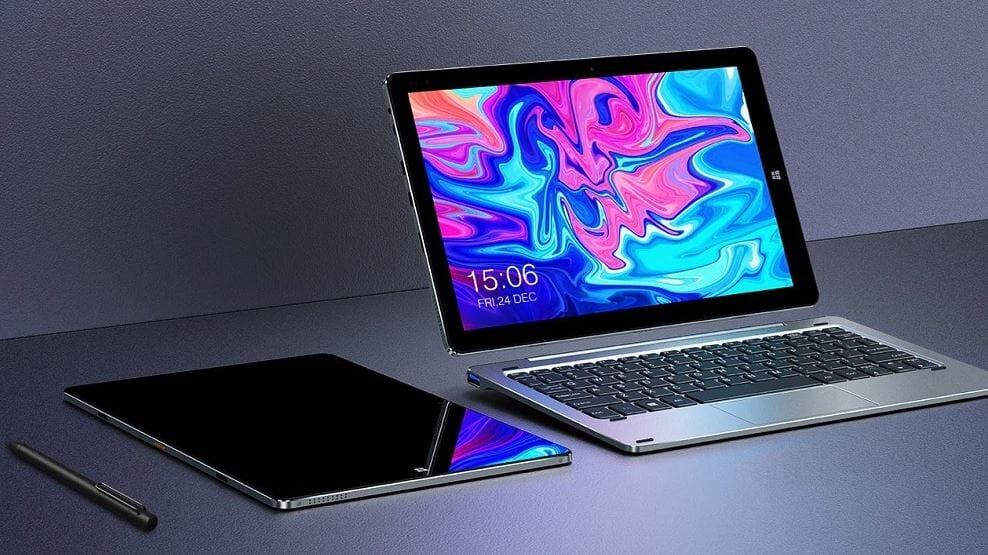 Chuwi Hi10 X Tablet PC in super offerta con tastiera e penna