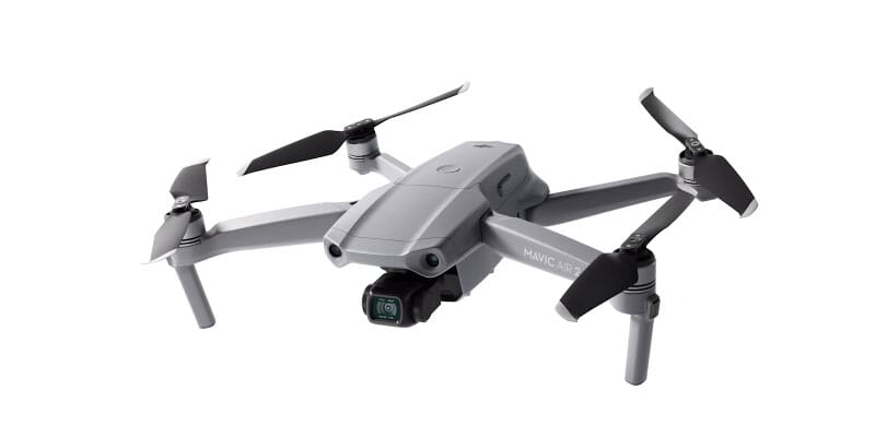 DJI Mavic Air 2 in offerta a 670 euro con coupon
