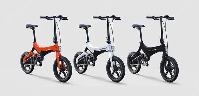 Onebot S6 bici elettrica in offerta con spedizione da Europa