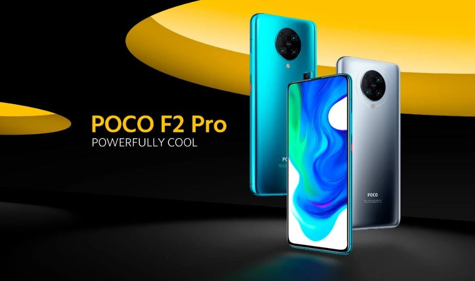 POCO F2 Pro 128GB Global al prezzo di 322€ con coupon