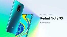 Redmi Note 9s prezzo