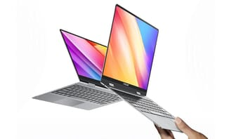 Teclast F5 2-in-1 convertible notebook