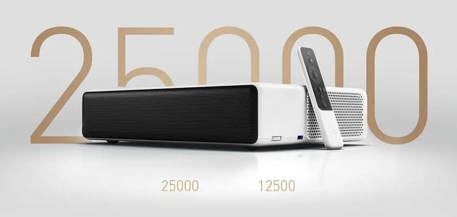 Coupon Xiaomi MIJIA Laser Projector Global: in offerta a 1024€