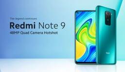Redmi Note 9 Codice sconto