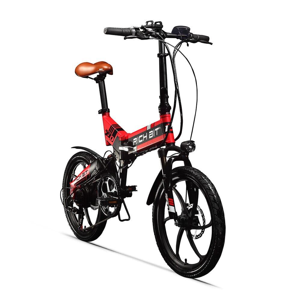 Rich Bit TOP-730 Coupon: Bici elettrica in offerta spedita da Europa