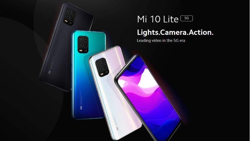 Xiaomi Mi 10 Lite 6/128GB scontato a soli 309€ con spedizione da Italia!