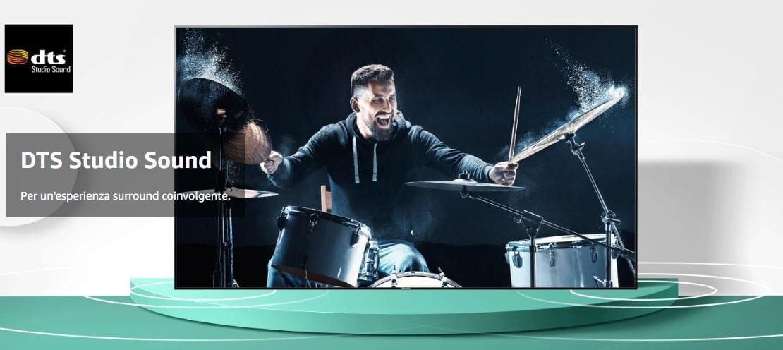 Amazon super offer: € 200 discount on 2 Hisense TVs - Prime exclusive