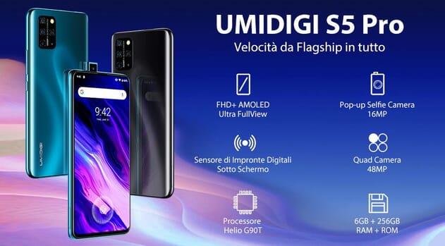 umidigi s5 pro coupon
