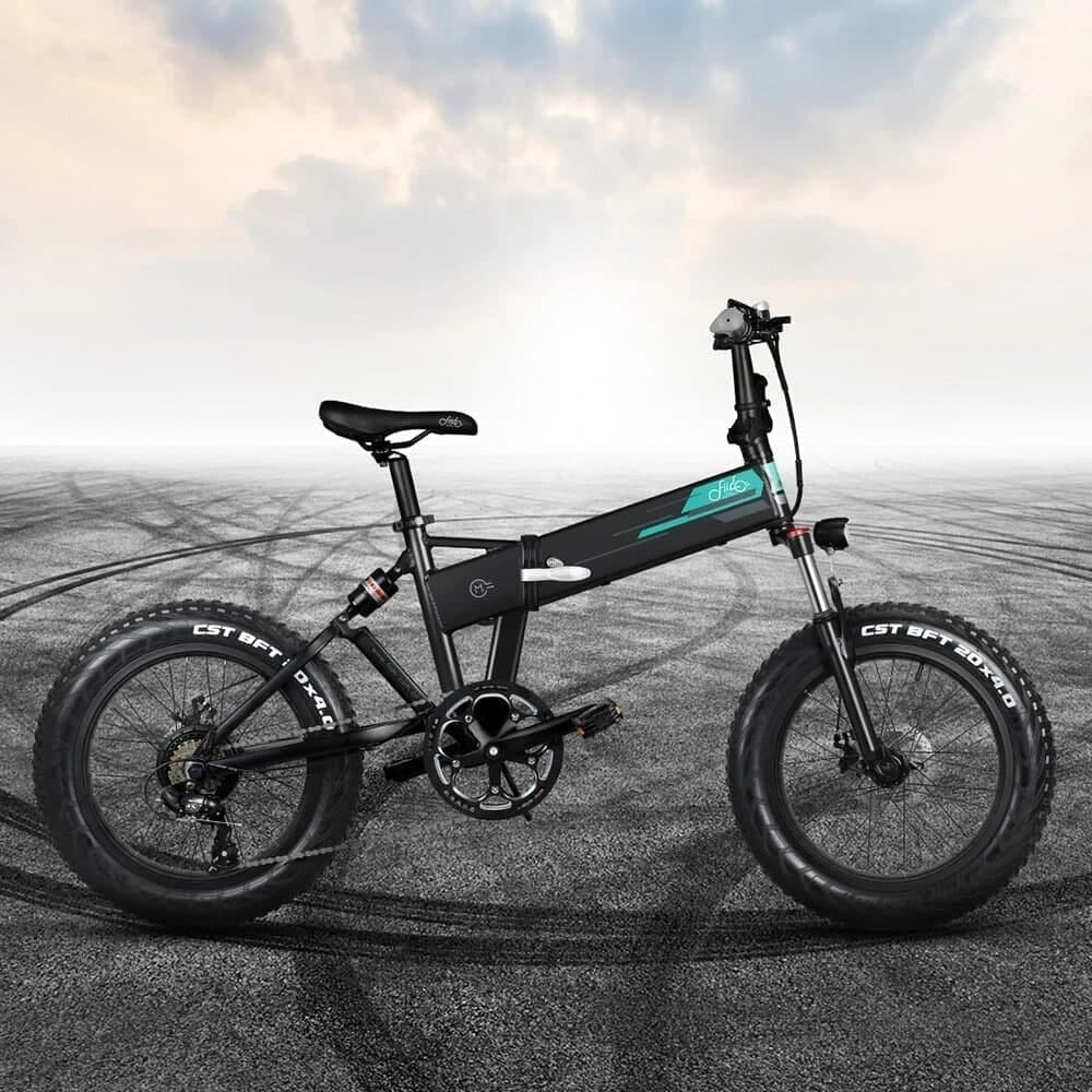 FIIDO M1 coupon: Cheap electric Fat Bike on offer shipped from Europe!