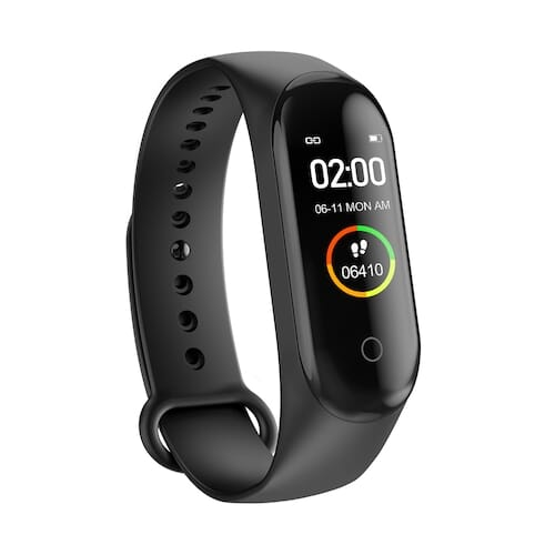 M4 Smartband Fitness Tracker for only 4,2 euros on Gearbest!